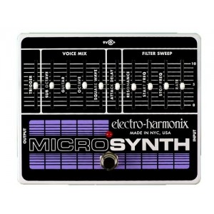 Electro Harmonix Microsynth Guitar Synth Pedal