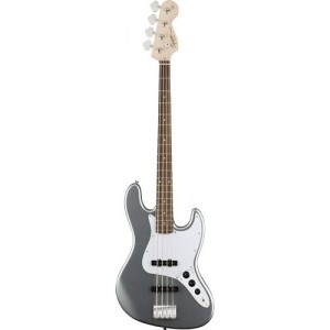 Squier Affinity Series Jazz Bass, Laurel Fingerboard, Slick Silver