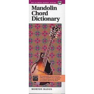 Mandolin Chord Dictionary