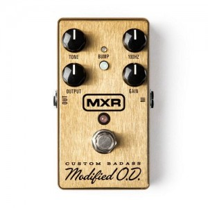 MXR M77 Custom Badass Modified Overdrive
