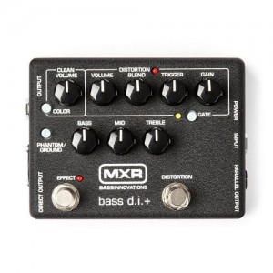 MXR M80 Bass D.I+ Distortion