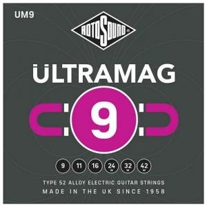 Rotosound Ultramag UM9 Electric Guitar Strings
