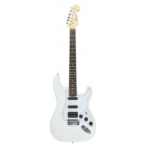 Chord CAL64-VW Electric Guitar - Vintage White