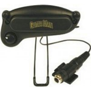 Guitar Man 203115 Acoustic Guitar Soundhole Pickup