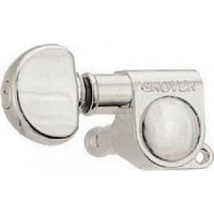 Grover 205C6, Mini Locking Rotomatics Chrome