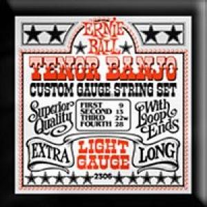 Ernie Ball 2306 Tenor Banjo Medium Light