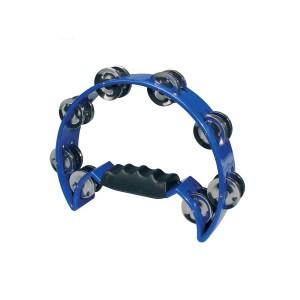 Hayman HTA-40-BU Hand Tambourine Blue