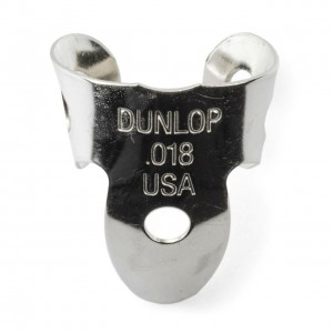 Jim Dunlop Finger Pick Nickel - .018