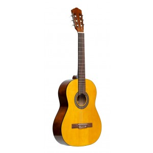Stagg SCL50 1/2-NAT 1/2 Size Classical Guitar - Natural