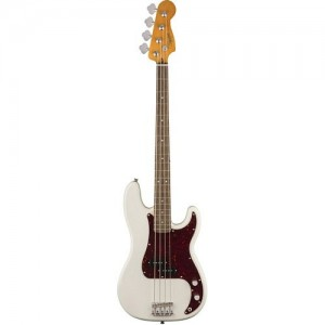 Squier Classic Vibe 60s Precision Bass LRL, Olympic White