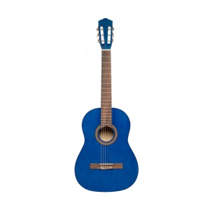 Stagg SCL50 3/4-NAT 3/4 Size Classical Guitar - Blue