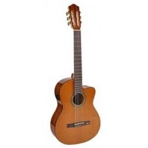 Salvador Cortez CC-10CE Classical Guitar