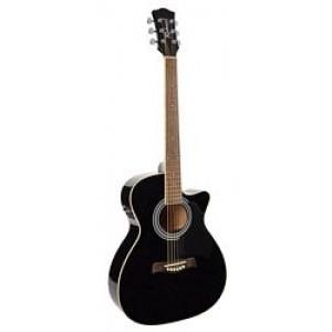 Richwood RA-12-CEBK Electro Acoustic Guitar