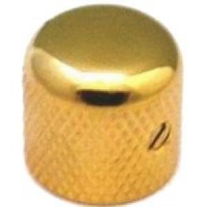 Dome Top Knob Grub Screw - Gold