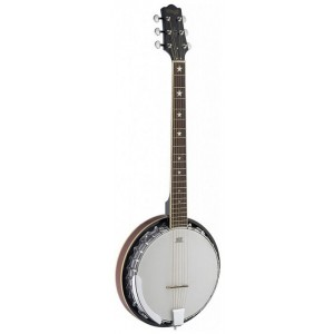 Stagg BJM30G  6 (SIX) String Banjo - 30 Hook
