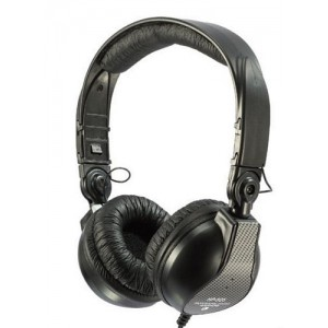 JTS HP-525 Black Professional Studio & DJ Headphones