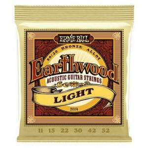 Ernie Ball 2004 Earthwood Light 11-52