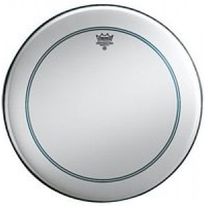 Remo P3-1122-C2 Powerstroke 3 Coated 22 Inch Falam Patch Drum Head