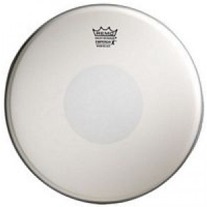 Remo BX-0114-10 Emperor X Coated 14 Inch Reverse Dot Drum Head