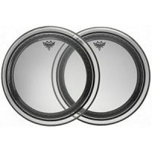 Remo PR-1322-00 Powerstroke Pro Clear 22 Inch Bass Drum Head