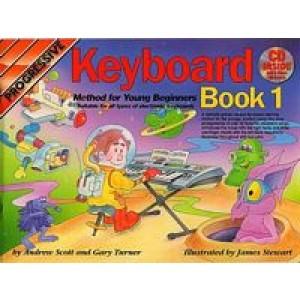 Progressive Keyboard Method For Young Beginners 1