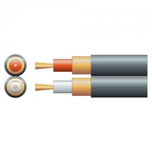 (14) Skytronic Twin Screened Cable