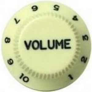 ST Style Volume Control Knob - Mint Green