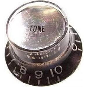 Hat Box Tone Knob Black