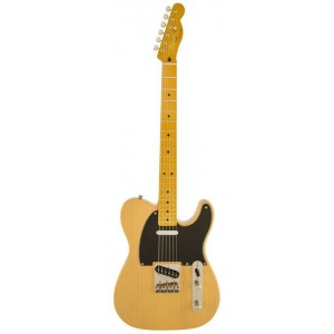 Squier 0303027550 Classic Vibe 50s Telecaster, Maple neck, Butterscotch Blonde
