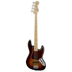 Fender American Standard Jazz Bass Maple F/Board - 3 Tone Sunburst