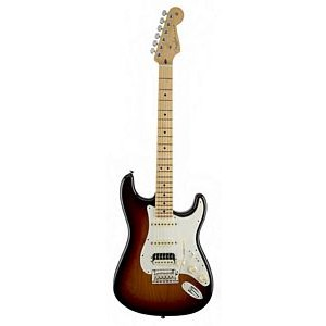 Fender USA Standard Strat HSS Shawbucker in 3 Color Sunburst