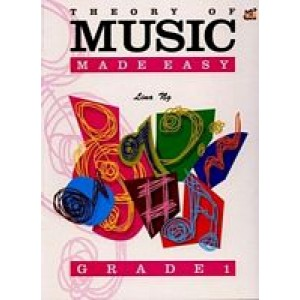 Lina Ng Theory Of Music Made Easy - Grade 1
