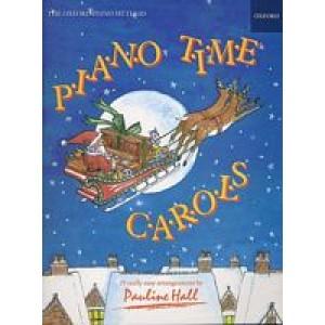 Pauline Hall Piano Time Carols