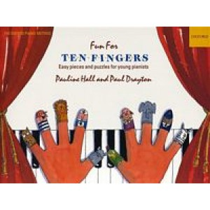 Pauline Hall Fun For Ten Fingers
