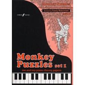 Monkey Puzzles - Set 1