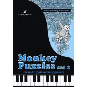Monkey Puzzles - Set 2