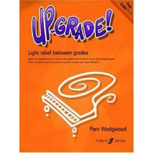 Pam Wedgwood Up-Grade! - Piano Grades 1-2