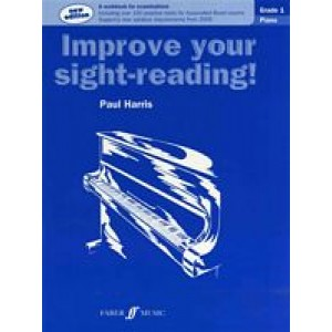 Improve Sight Your Reading Piano - Grade 1