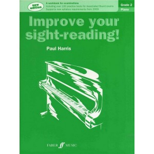 Improve Your Sight Reading Piano - Grade 2