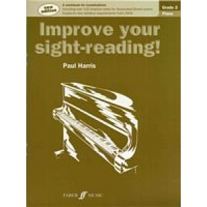 Improve Your Sight Reading Piano - Grade 3