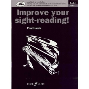 Improve Your Sight Reading Piano - Grade 4