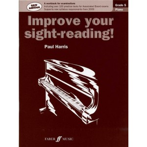 Improve Your Sight Reading Piano - Grade 5