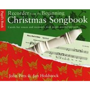 Recorder From The Beginning Christmas Songbook