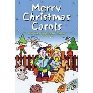 Merry Christmas Carols W/CD