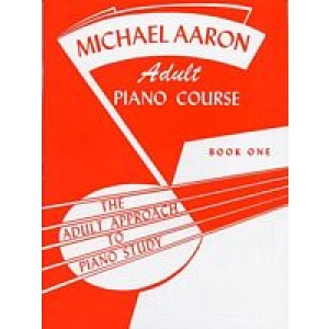 Michael Aaron Adult Piano Course - Book One