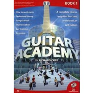 Richard Corr Guitar Academy