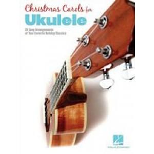 Hal Leonard Christmas Carols Ukulele