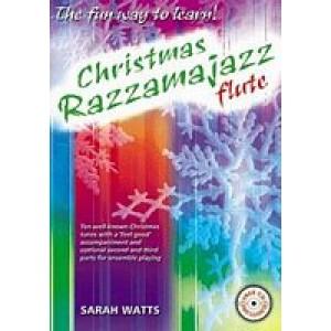 Christmas Razzamajazz Flute