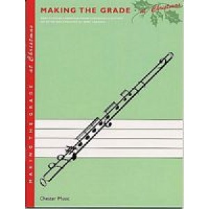 Making The Grade At Christmas - Flute