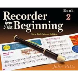 Recorder From Beginning Bk 2